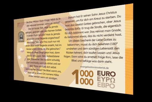 Das Eine-Million-Euro-Schein-Traktat 2018 - zurück