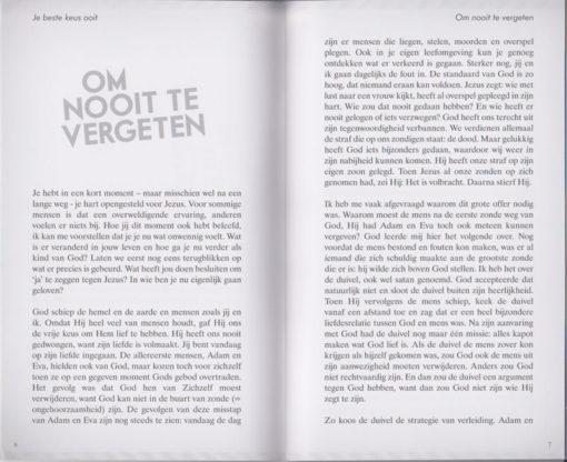 David de Vos - Je Beste Keuze ooit (inkijk exemplaar H1)