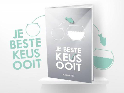 David de Vos - Je Beste Keuze ooit nieuwe cover 2