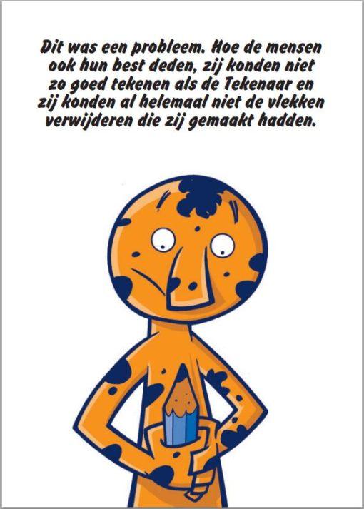 De Goede Tekenaar blz. 14 - Gratis - Evangelisatie-Materiaal.nl