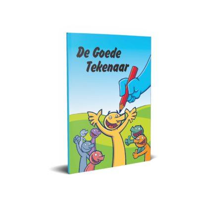 De Goede Tekenaar traktaat - City Bible - Evangelisatie-Materiaal.nl