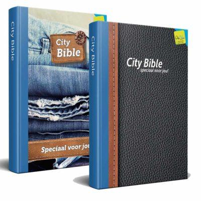 Evangelisatie bijbels - City Bibles