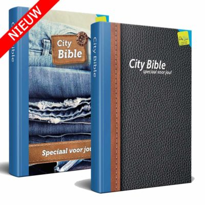 Evangelisatie bijbels - City Bibles (nieuw)