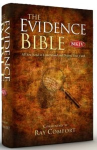 Evidence Bible - Ray Comfort