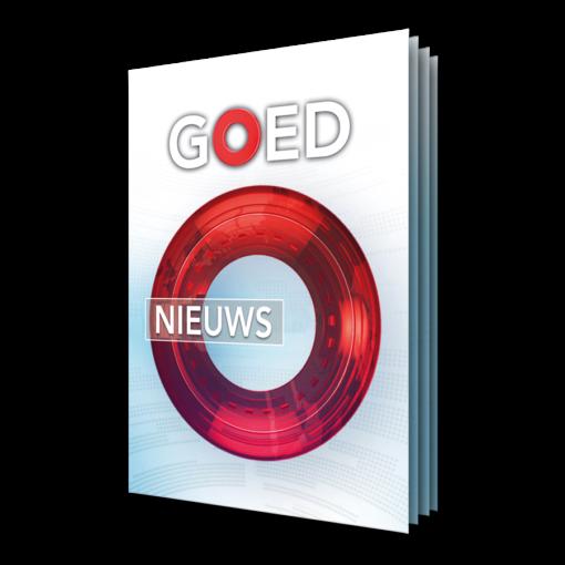 Goed Nieuws miniboekje - Evangelisatie-Materiaal.nl