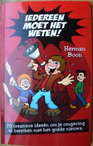 Herman Boon - Iedereen moet het weten (voorkant)