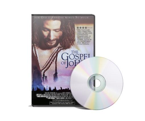 Johannes Evangelie - Een waargebeurd verhaal DVD - Evangelisatie-Materiaal.nl