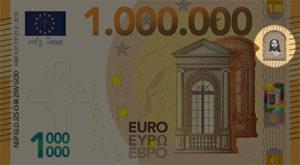 Miljoen Euro Biljet - 2018 voorkant rechts uitgelicht - evangelisatie-materiaal.nl