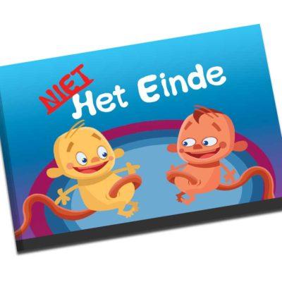 Niet het Einde traktaat - City Bible - Evangelisatie-Materiaal.nl