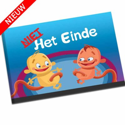 Niet het Einde traktaat (nieuw) - City Bible - Evangelisatie-Materiaal.nl