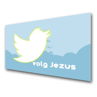Volg-Jezus-voorkant-evangelisatiemateriaal-traktaat-twitter
