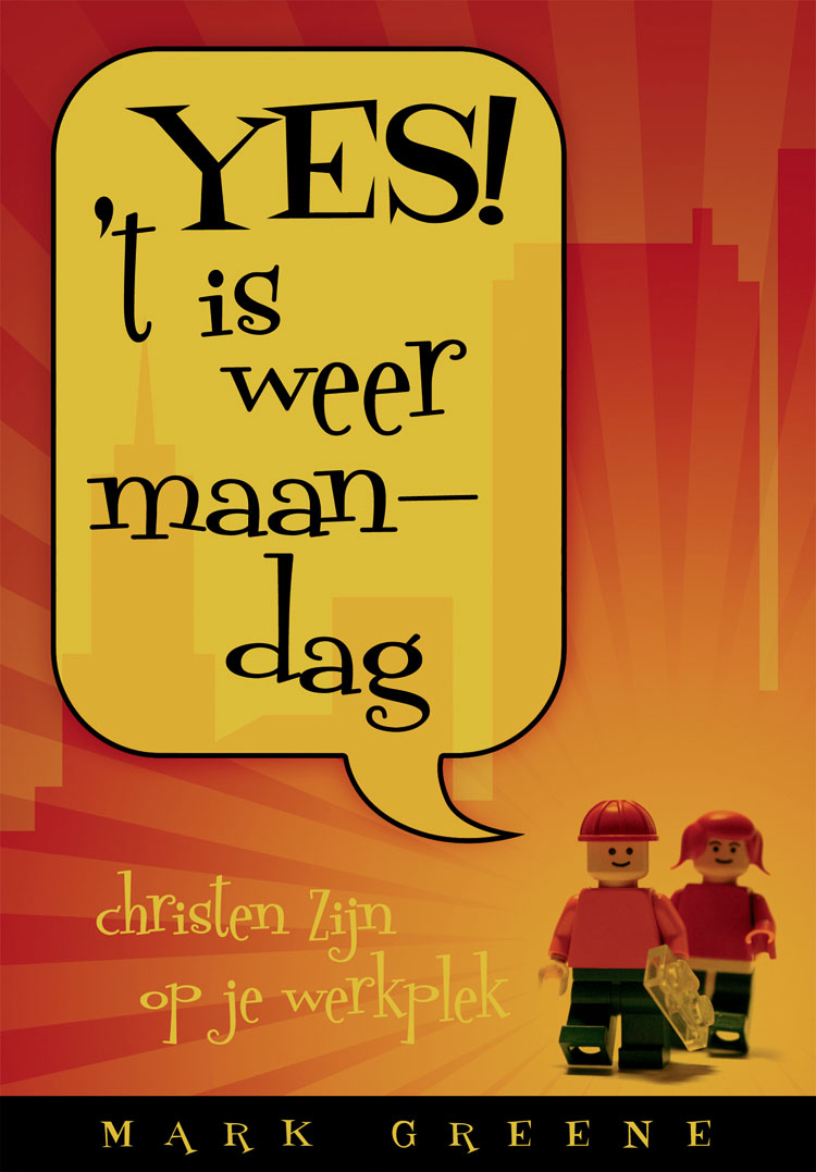 Yes 't is weer maandag – Mark Greene
